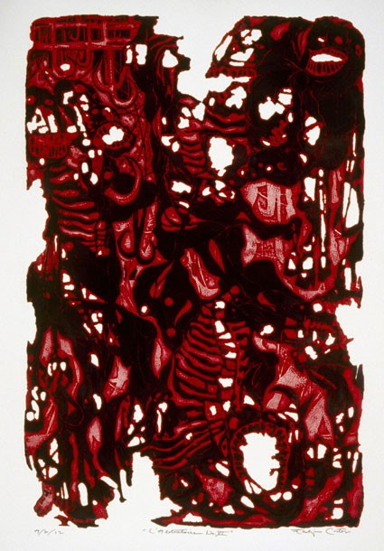 """L'Abbatoire No. VI"", 1980